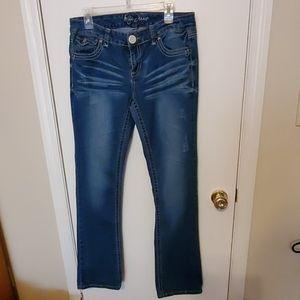Ariya bootcut jeans size 13/14